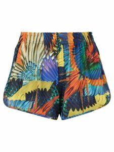 Lygia & Nanny printed Lee shorts - Multicolour