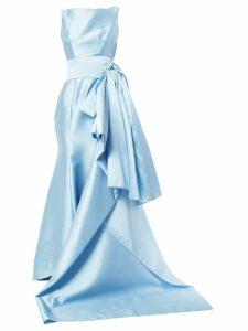 Bambah Sylvia Sabrina gown - Blue