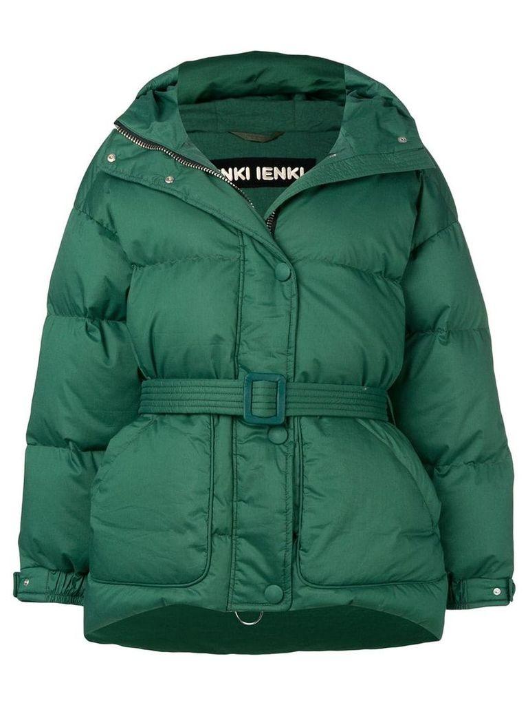 Ienki Ienki Michlin puffer jacket - Green