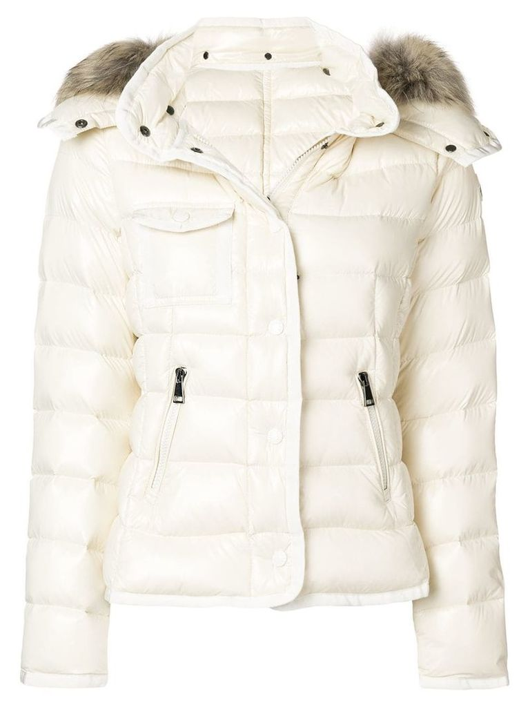 Moncler Armoise padded jacket - Nude & Neutrals