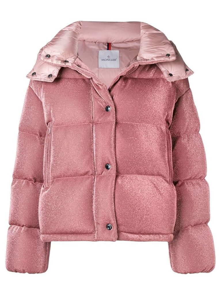 Moncler Caille jacket - Pink & Purple
