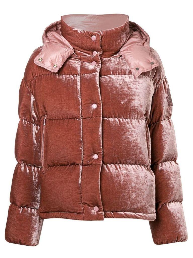 Moncler Callie jacket - Pink & Purple