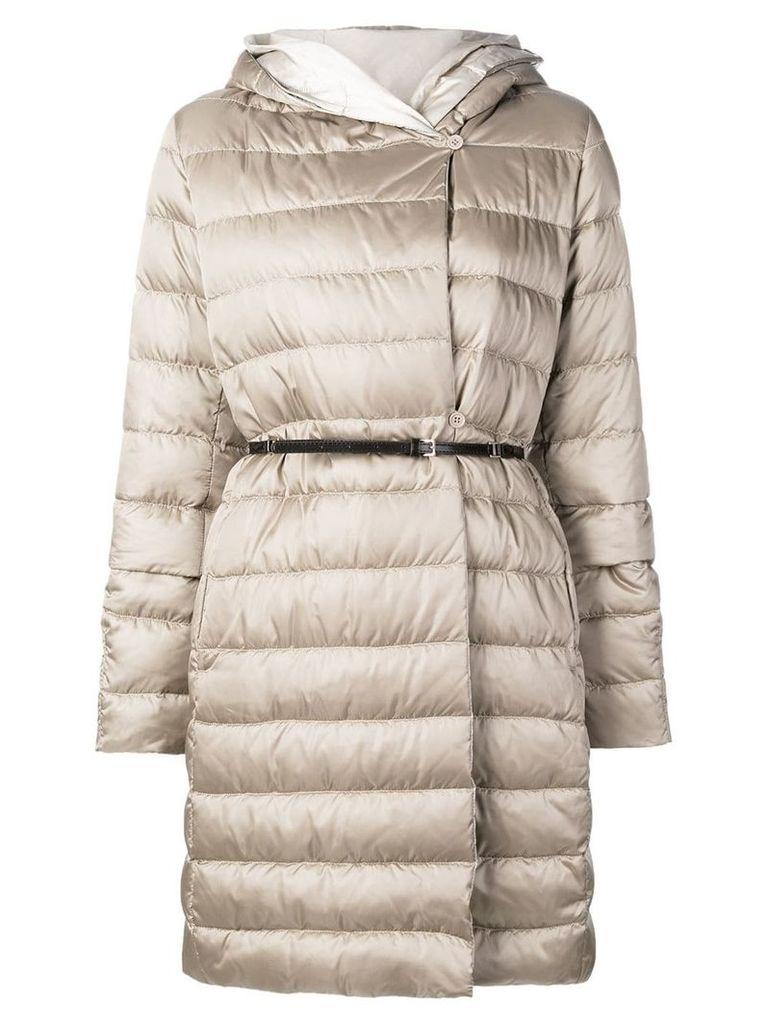 'S Max Mara Novef reversible jacket - Nude & Neutrals