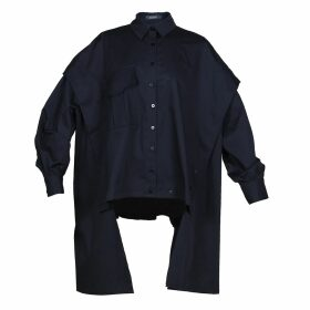 Cove - Philly Shocking Pink Cashmere Jumper with Neon Stripes