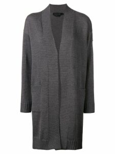 Canada Goose long cardigan - Grey