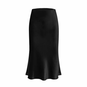 Klements - Square Scarf In Bialowieza Forest Iced Lilac Print