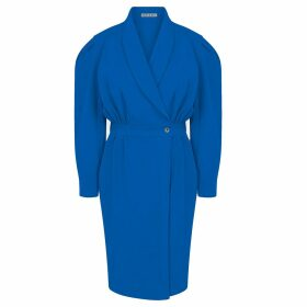 Klements - Razor Scarf In Bialowieza Forest Deep Mauve