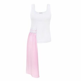 Klements - Medium Scarf In Gothic Floral Ochre Print