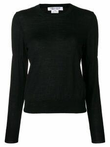 Comme Des Garçons Comme Des Garçons round neck jumper - Black