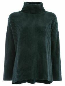 Le Kasha Lisbon cashmere jumper - Green