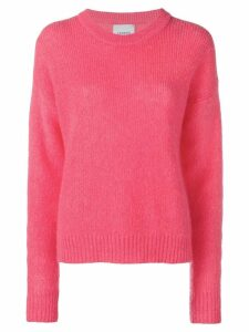 Laneus dropped shoulder jumper - Pink