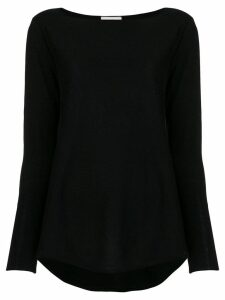 Snobby Sheep round neck jumper - Black