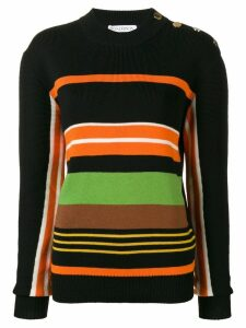 JW Anderson striped jumper - Black