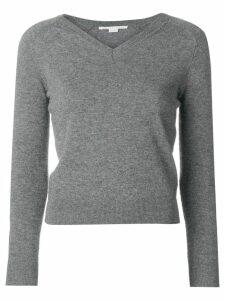 Stella McCartney v-neck sweater - Grey