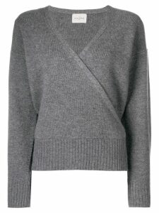 Le Kasha London jumper - Grey
