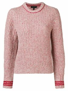 Rag & Bone slim fit jumper - Red
