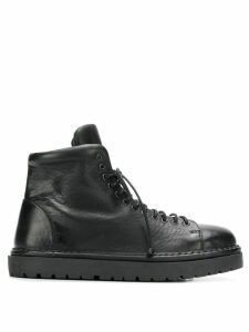 Marsèll flatform lace-up boots - Black