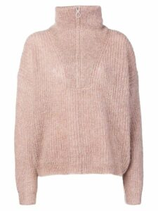 Isabel Marant Étoile loose fitted sweater - PINK