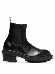 Eytys Nikita Ankle Boots - Black