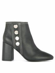 Senso snap button Jace boots - Black