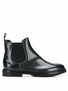 Agl slip-on ankle boots - Coal