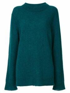 Ann Demeulemeester knit kuprin - Green