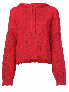 RtA Marvin jumper - Red