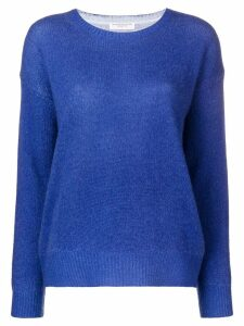 Majestic Filatures cashmere sweater - Blue
