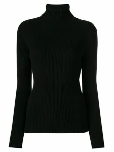 Philo-Sofie knit roll neck sweater - Black