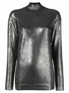 Tom Ford metallic jumper - Black