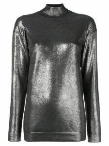 Tom Ford metallic jumper - Black