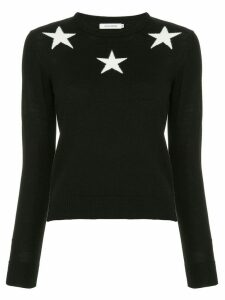 Guild Prime star patterned sweater - Black
