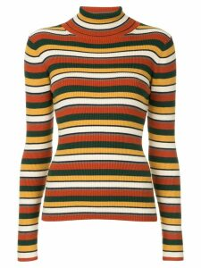 Guild Prime striped roll neck jumper - Multicolour