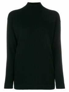 Tom Ford high neck knit sweater - Black