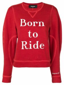 Dsquared2 Born to Ride sweatshirt