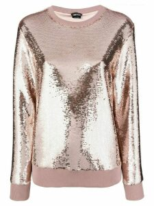 Tom Ford sequinned sweater - Neutrals