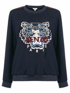 Kenzo Tiger sweatshirt - Blue