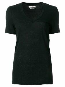 Isabel Marant Étoile classic T-shirt - Black