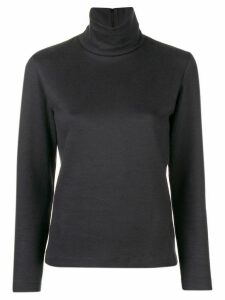 Stephan Schneider high neck fitted top - Blue