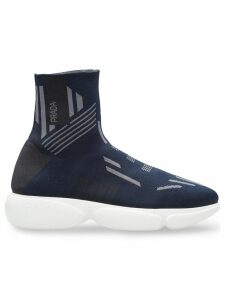 Prada Cloudbust High-top sneakers - Blue