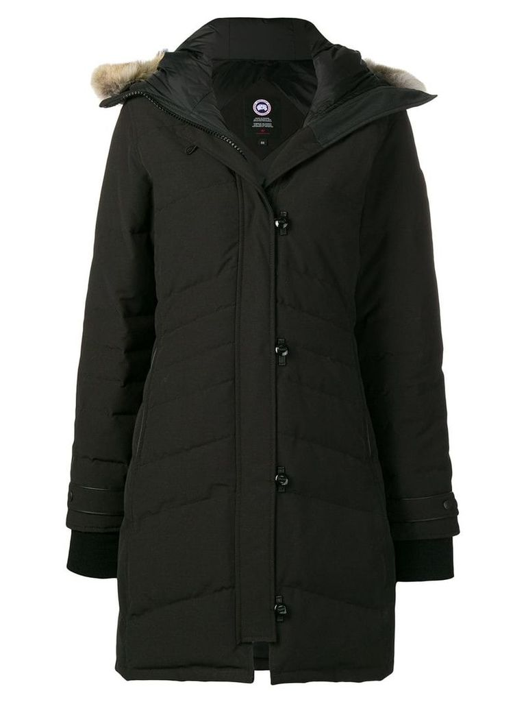 Canada Goose loose fitted jacket - Black