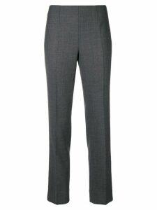 Incotex high waist trousers - Grey