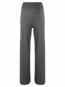 Cashmere In Love cashmere blend track pants - Grey