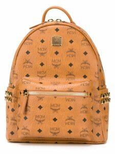 MCM Stark backpack - Brown