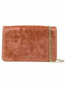 Lancaster large clutch bag - Pink