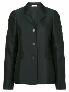 Jil Sander single-breasted tailored blazer - Black