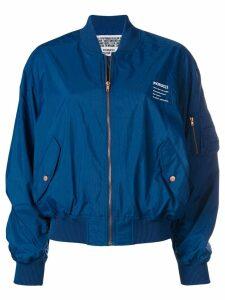 Fiorucci Lou bomber jacket - Blue