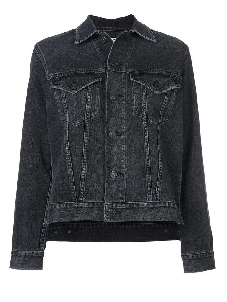 Citizens Of Humanity Crista denim jacket - Black