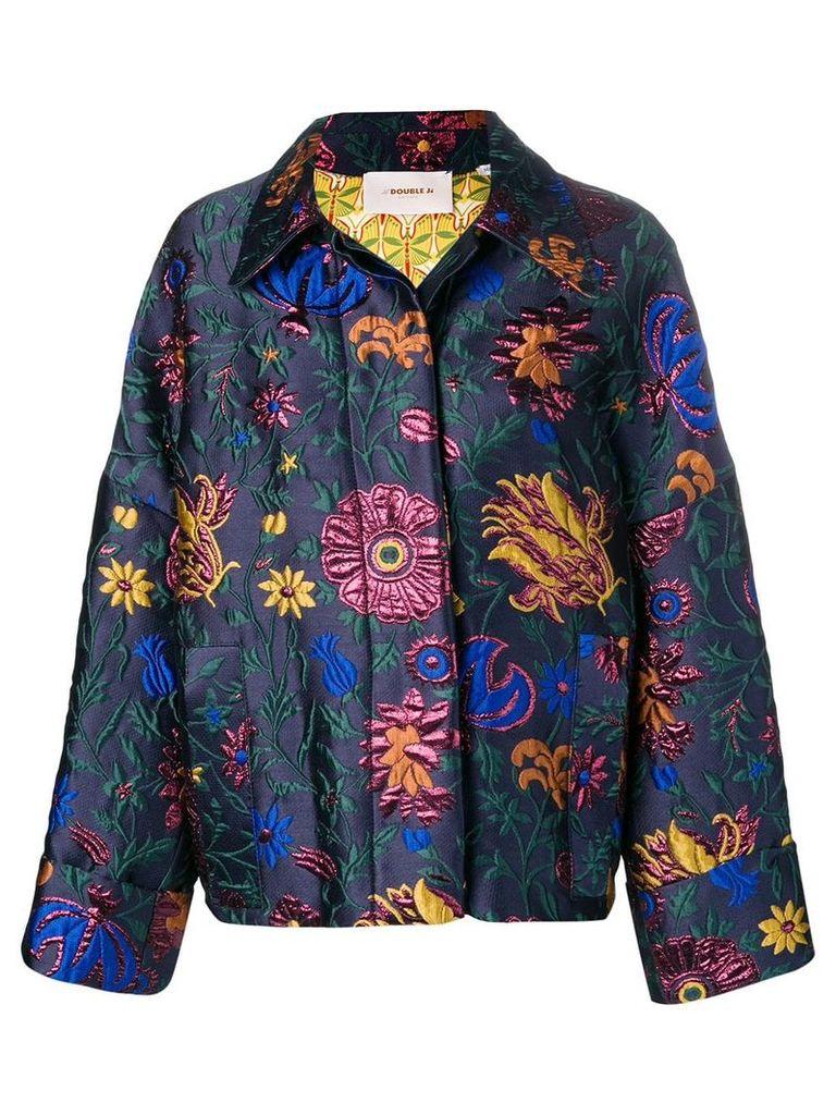 La Doublej Motorino jacket - Blue