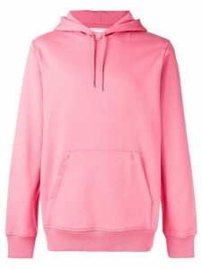 Helmut Lang Jeremy Deller hoodie - Pink
